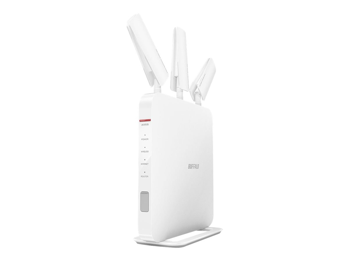 BUFFALO AirStation AC1900 DD-WRT NXT 1300+600 MBPS GBE Dual-Band Router, WXR-1900DHPD, 21326510, Wireless Routers