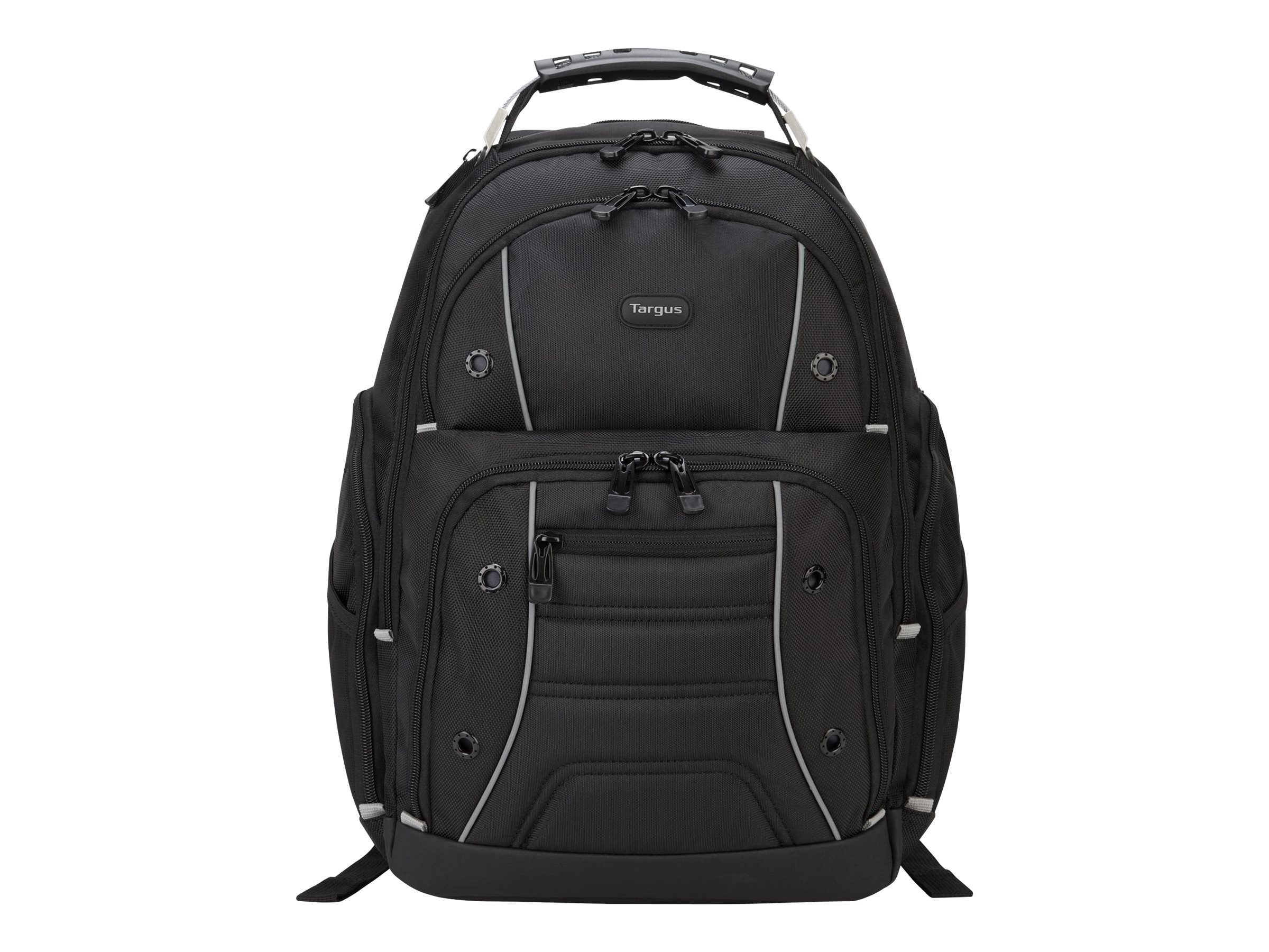 Targus Drifter Checkpoint-friendly Backpack APS 17.3, Black, TSB847