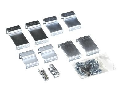 Black Box 1U Mounting Conversion Bracket Kit.