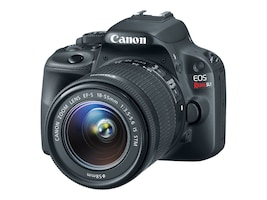 Canon EOS Rebel SL1 Digital SLR with EF-S 18-55mm IS STM Kit, 8575B003, 15528481, Cameras - Digital