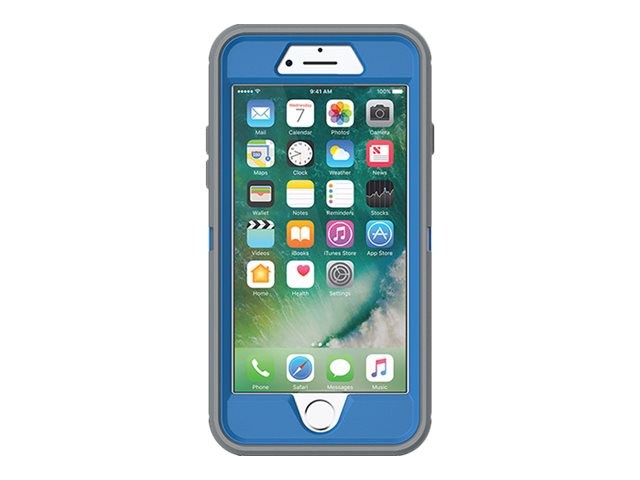 OtterBox Defender Case for iPhone 7, Marathoner