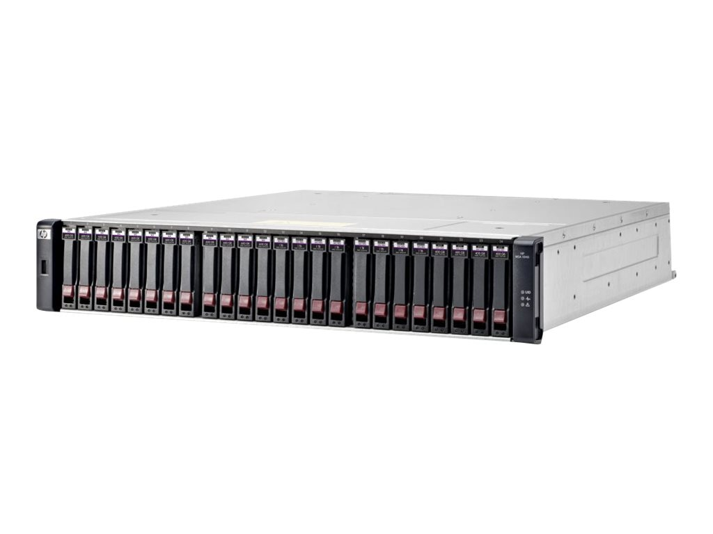 HPE MSA 1040 2-Port 1Gb iSCSI DC SFF Storage, E7W02SB, 17062806, Fibre Channel & SAN Switches