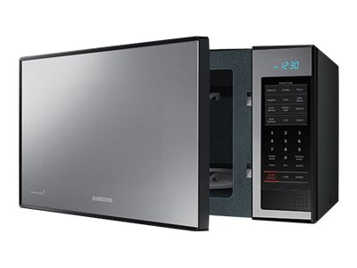 Samsung 1.4 cu. ft Counter Top Microwave with Grilling Element, Stainless Steel