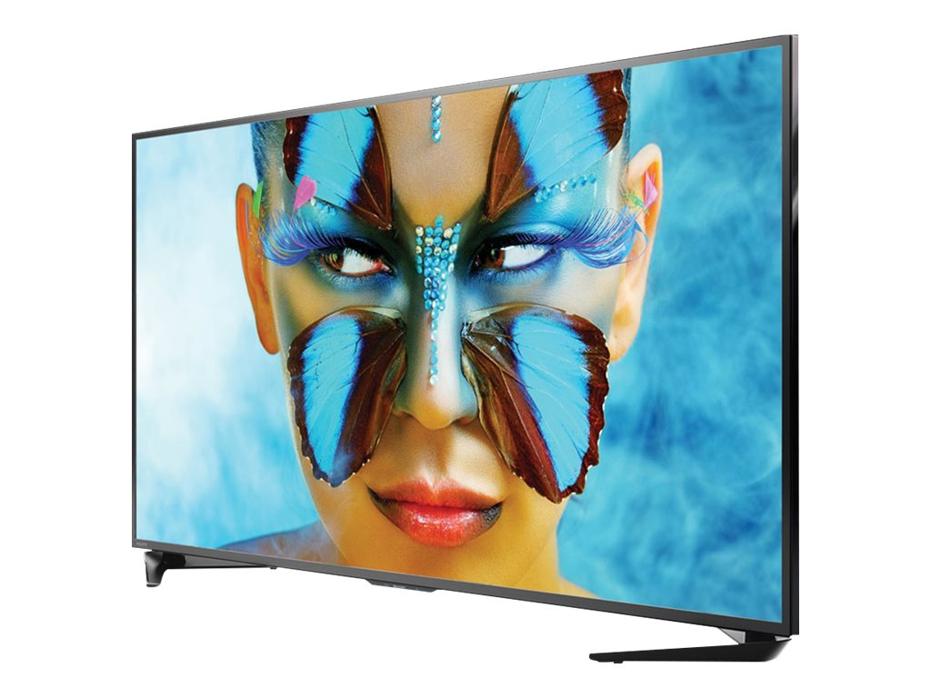 Sharp 55 UB30 4K Ultra HD LED-LCD Smart TV, Black, LC55UB30U, 26003293, Televisions - LED-LCD Consumer