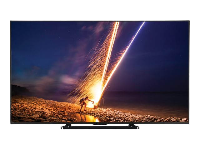 Sharp 80 LE661U Full HD LED-LCD Commercial TV, Black, LC80LE661U, 22523435, Televisions - LED-LCD Commercial