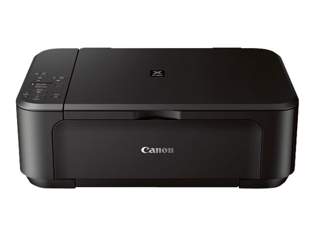 Canon PIXMA MG3520 Wireless Inkjet Photo AIO - Black, 8331B002, 16075234, MultiFunction - Ink-Jet