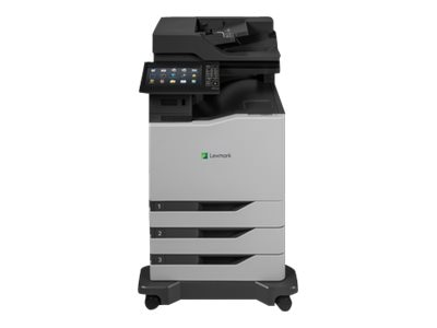 Lexmark CX860dte Multifunction Color Laser Printer, 42K0071
