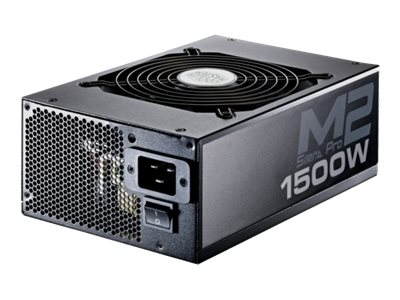 Cooler Master Silent Pro M2 1500W Modular Power Supply, RSF00-SPM2D3-US, 14700446, Power Supply Units (internal)