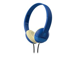 Skullcandy Uproar Headphones - Illfamed Royal Blue, S5URHT-454, 23836812, Headsets (w/ microphone)