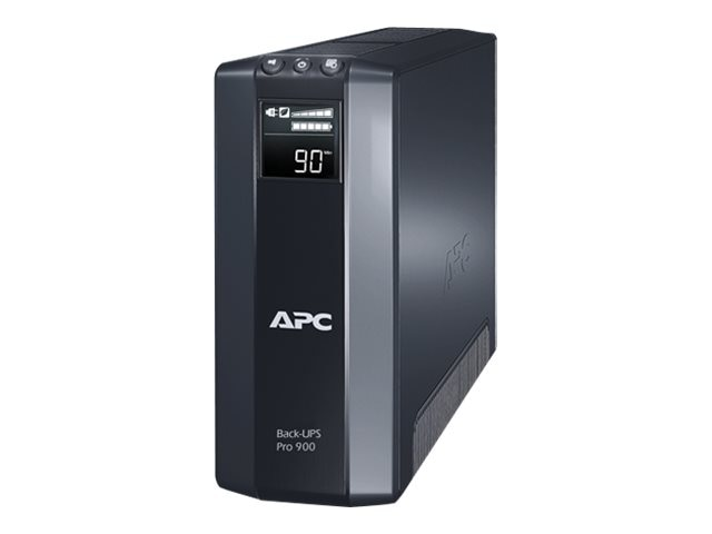 APC Power Saving Back-UPS Pro Int'l 900VA 540W, 230V Tower C14 Input, (8) C13 Outlets Phone Data, BR900GI