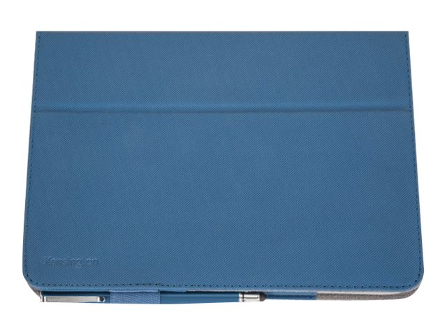 Kensington Comercio Soft Folio Case & Stand for Galaxy Tab 3 10.1, Blue