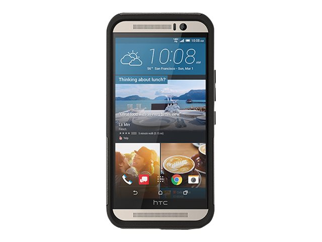 OtterBox Commuter Series Case for HTC One M9, Black