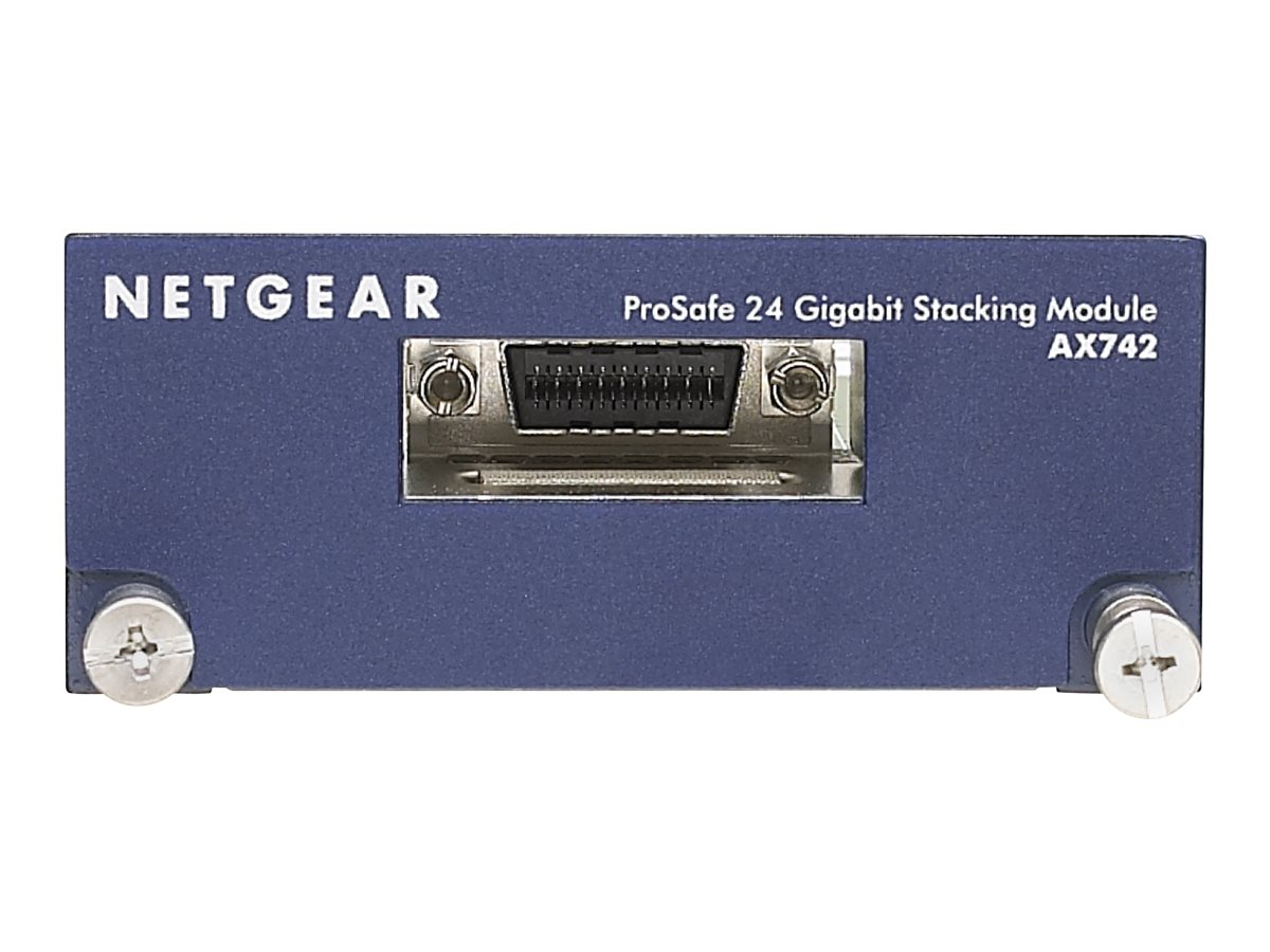 Netgear ProSafe AX742 24Gbps Stacking Kit, AX742