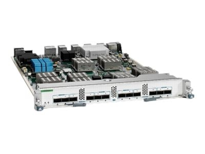 Cisco Nexus 7000 F3 Series 12-Port 40GB Ethernet Module, N7K-F312FQ-25=, 31650612, Network Device Modules & Accessories