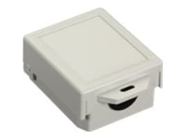 Black Box Outdoor Ethernet PoE Protector, AL-CAT6JTW, 22428382, PoE Accessories