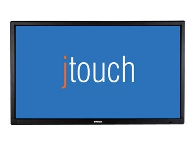 InFocus 70 JTouch Full HD LED-LCD Touchscreen Display, Black