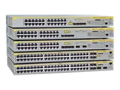 Allied Telesis 48Pt. GE PoE+ L3 Switch, AT-X610-48TS-POE+, 12811118, Network Routers