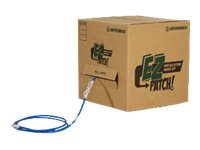 Ortronics Cat6 UTP Patch Cable, Green, 7ft, 50-Pack, EZC607Q50-05, 30667691, Cables