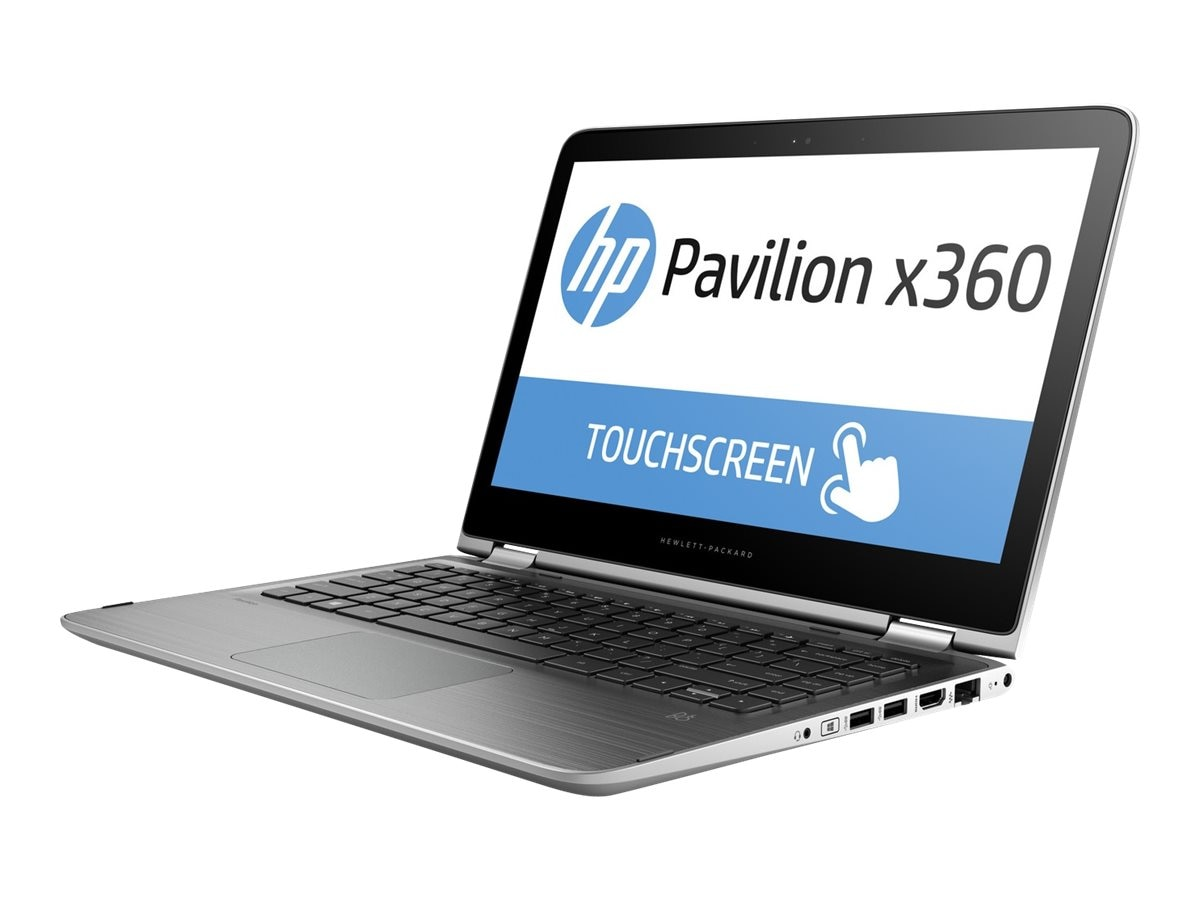 HP Pavilion 13-S120nr x360 Convertible Notebook PC, M1X01UA#ABA, 30620358, Notebooks