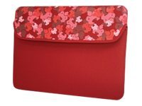 Mobile Edge Sumo Camo iPad Sleeve, Red, SUMO-IPADSC7, 11636346, Protective & Dust Covers