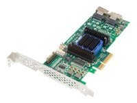 Adaptec 6805 RAID Entry Single 0 1 10 SATA SAS Controller, 2270900-R, 13013652, RAID Controllers