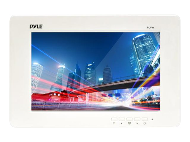 Pyle 19 PLVW194U Full HD LCD In-Wall In-Vehicle Display, PLVW194U