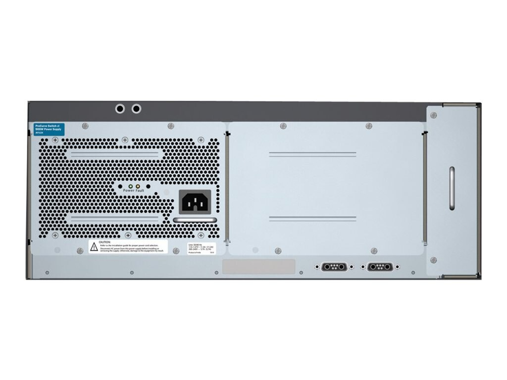 HPE E5406-44G-PoE+ 4G V2-ZL Switch with Premium Software, J9539A#ABA