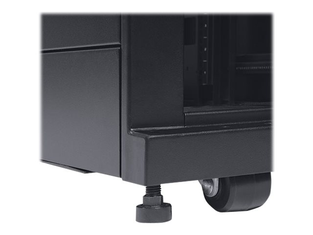 Tripp Lite 48U SmartRack DEEP and WIDE Premium Enclosure, Includes Doors and Side Panels, SR48UBDP