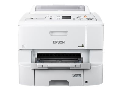 Epson WorkForce Pro WF-6090 Printer w  PCL PostScript, C11CD47201, 30846445, Printers - Ink-jet