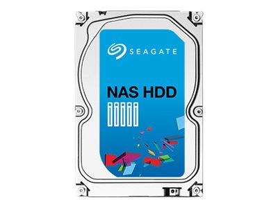 Seagate 1TB SATA 5.9K RPM 3.5 NAS Hard Drive - 64MB Cache, ST1000VN000, 31026107, Hard Drives - Internal