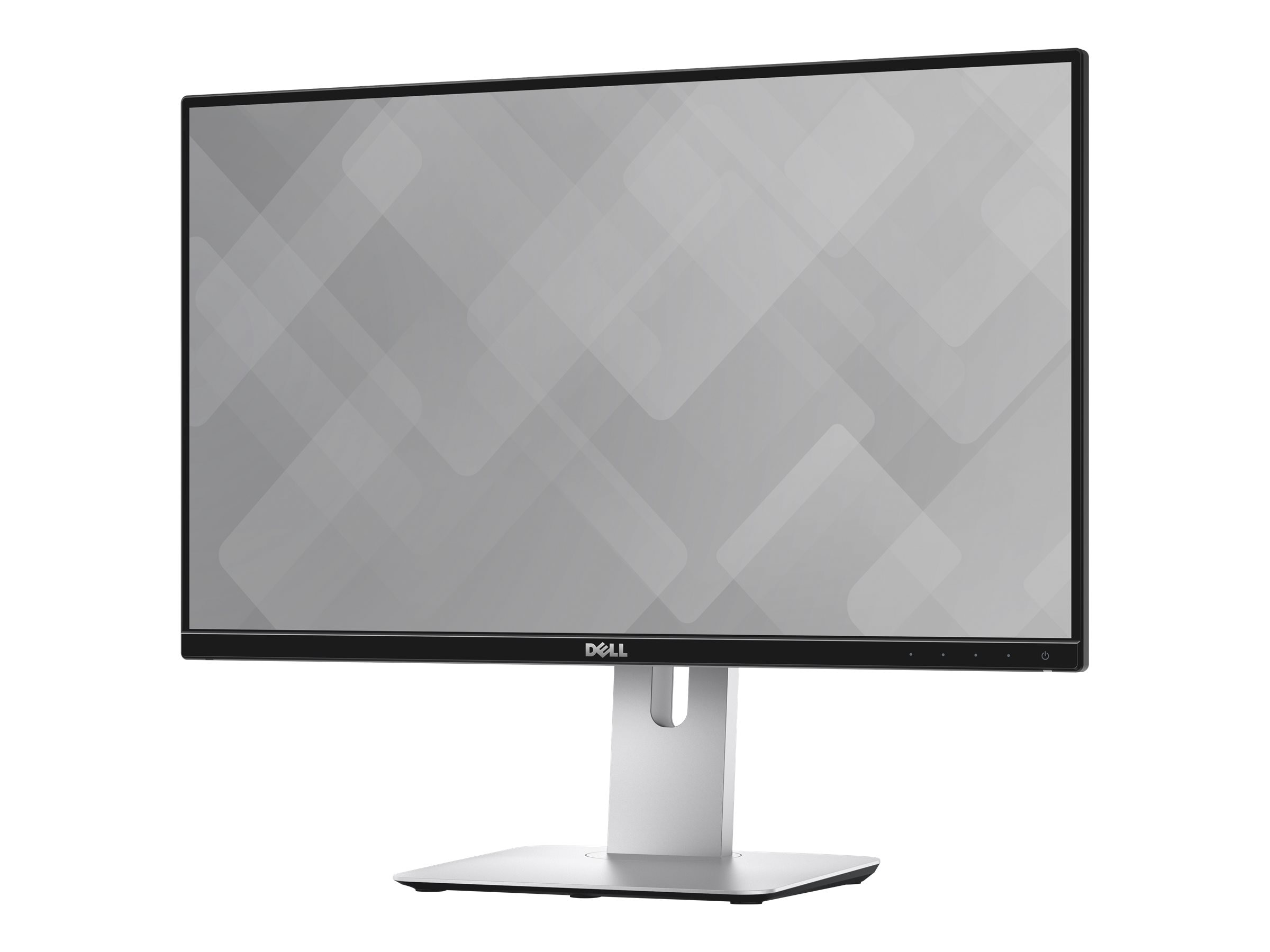 Dell 23.8 U2417HWI Full HD LED-LCD Monitor, Black, U2417HWI