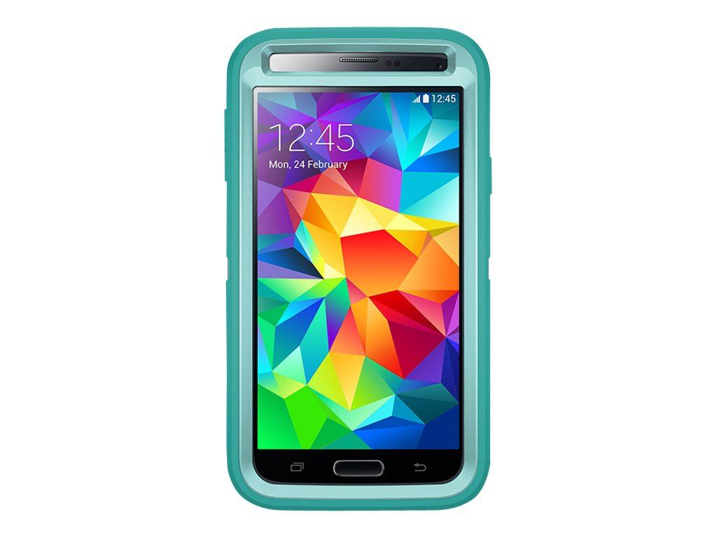 OtterBox Defender for Samsung Galaxy S5, Aqua Sky