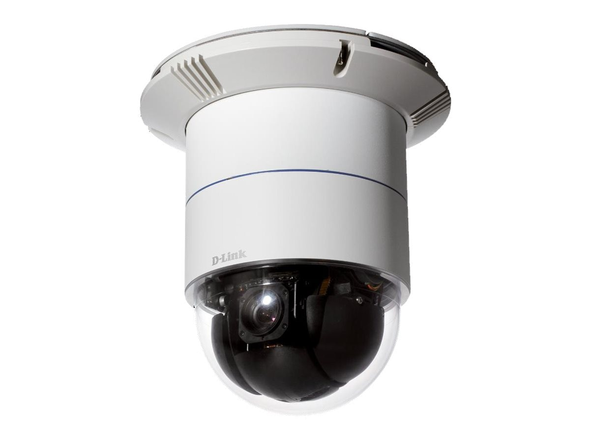 D-Link Speed Dome IP Camera, 12X, DCS-6616