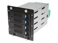 Chenbro 3.5 Hot-Swap SAS SATA 6Gb s BP 4-port SR105 209 Cage, 84H220910-079, 13934099, Drive Mounting Hardware