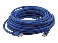 Kramer RJ45 M M Four-Pair U FTP Data Cable, 10ft