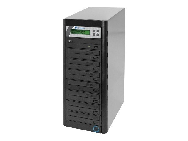 Microboards QD-DVD-127 CD DVD Duplicator, QD-DVD-127, 7427875, Disc Duplicators