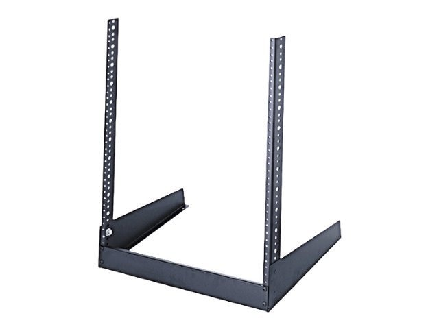 Black Box Desktop Rack, Black, 12U