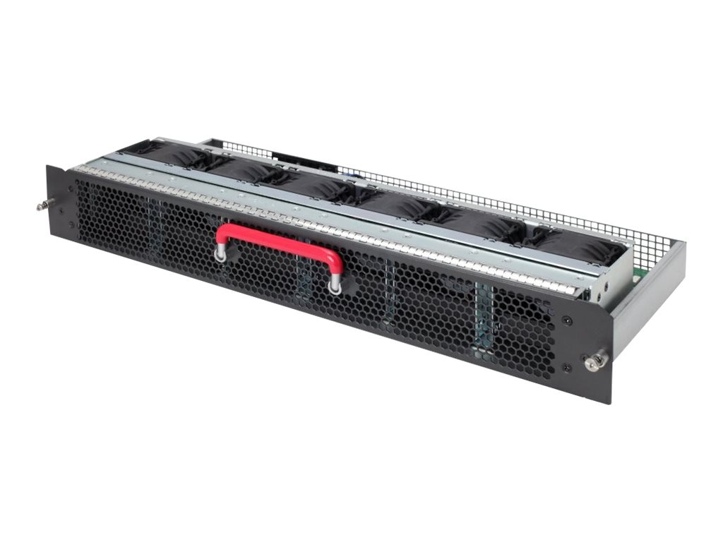 HPE FlexFabric 7910 Front (Port Side) to Back (Power Side) Airflow Fan Tray