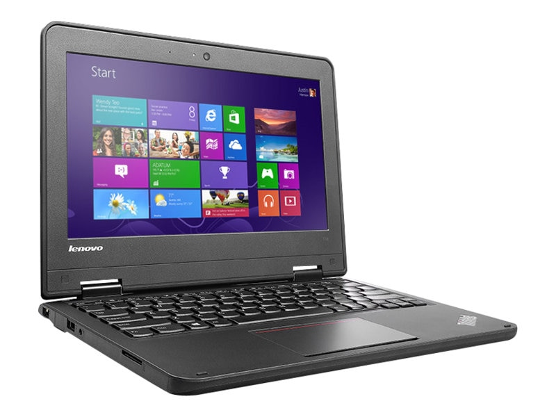 Lenovo TopSeller ThinkPad 11e G3 2.3GHz Core i3 11.6in display, 20GB000SUS
