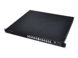 Supermicro 24Pt. Layer 3 1 10GB-1U Switch 1:1 Non-Blocking, SSE-G24-TG4, 9959998, Network Switches