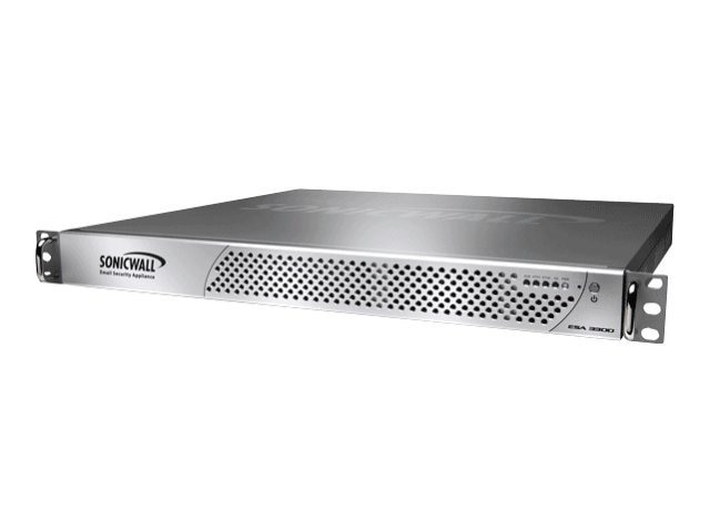 SonicWALL ESA 3300 Secure Upgrade Plus Hardware Only, 01-SSC-6837, 11837691, Network Security Appliances