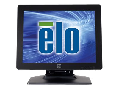 ELO Touch Solutions 15 1523L LED-LCD IntelliTouch Pro PCAP Monitor with Webcam, Black