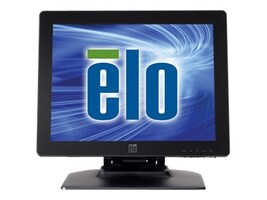 ELO Touch Solutions 15 1523L LED-LCD IntelliTouch Pro PCAP Monitor with Webcam, Black, E738607, 28177650, Monitors - Touchscreen
