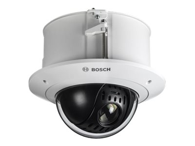 Bosch Security Systems AutoDome IP 4000 HD 12x 1080p HD Camera with Indoor Housing, Clear Bubble