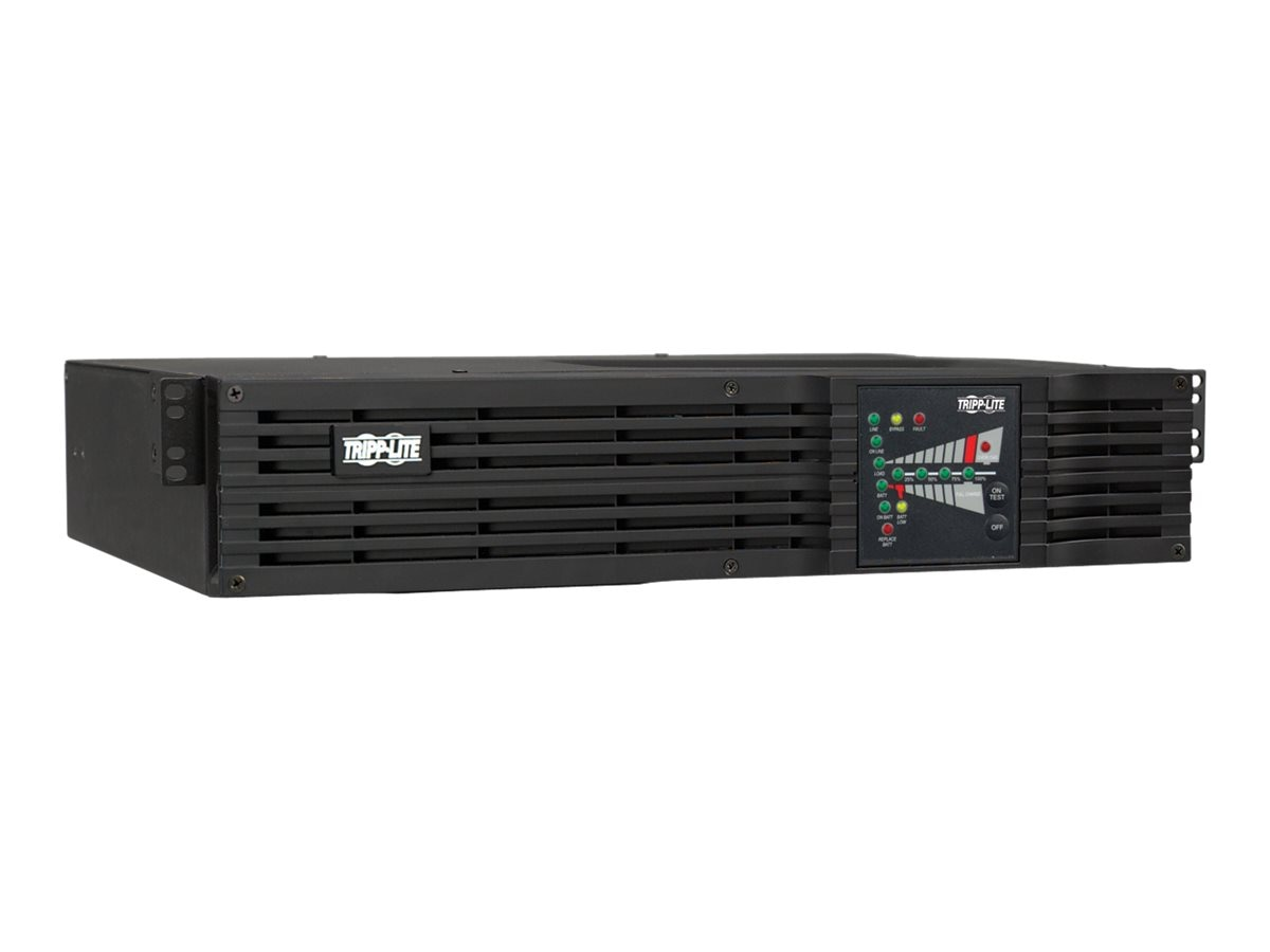 Tripp Lite 2200VA UPS Smart Online Rack Tower PureSine (7) Outlet, SU2200RTXL2UA, 6002998, Battery Backup/UPS