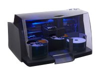 Primera Bravo 4102 Disc Publisher - (2) DVD CD Drives, up to 100 Discs, 63502, 12414243, Printers - Specialty Printers