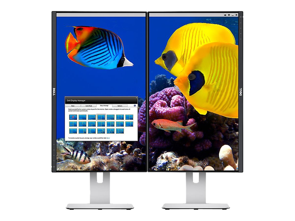 Dell 23.8 U2414H Full HD LED-LCD Monitor, Black, U2414H, 16961560, Monitors - LED-LCD