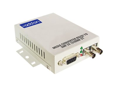 ACP-EP 500Kbps Serial to ST Media Converter, ADD-RS232-ST