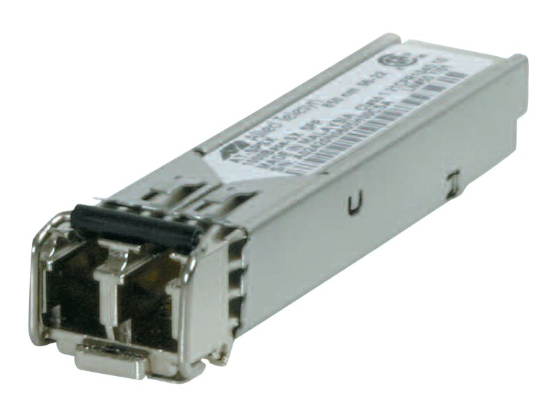 Allied Telesis Multimode Fiber 1000BaseSX GbE SFP, 500m, 800nm