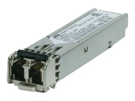 Allied Telesis Multimode Fiber 1000BaseSX GbE SFP, 500m, 800nm, AT-SPSX, 5857265, Network Transceivers